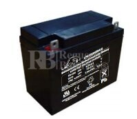 Bateria LEOCH LP6-20 AGM 6 Voltios 20 Amperios 157x83x125mm
