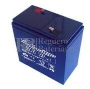 Bateria LEOCH LP6-36 AGM 6 Voltios 36 Amperios 161x87x163mm