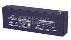 Bateria LEOCH LP12-1.9 AGM 12 Voltios 1.9 Amperios 178x35x60mm