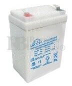 Bateria LEOCH LP12-2.2 AGM 12 Voltios 2.2 Amperios 70x48x98mm