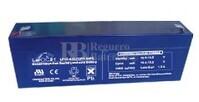 Bateria LEOCH LP12-4.0L AGM 12 Voltios 4 Amperios 195x47x70mm