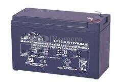 Bateria LEOCH LP12-6.5 AGM 12 Voltios 6.5 Amperios 151x64.5x94.5mm
