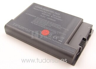 Bateria para Acer TraveIMate 8006LCi