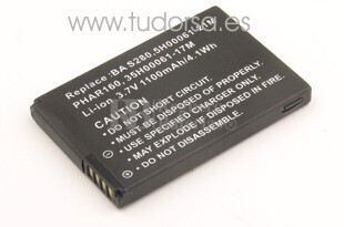 Bateria para Dopod P660
