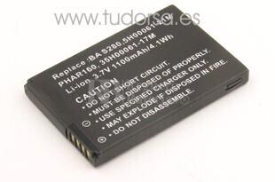 Bateria para HTC Touch Viva