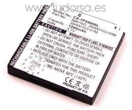 Bateria para HTC P5520
