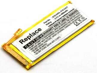 Bateria para Apple iPod nano 8G