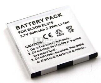 Bateria para ELSON EL370