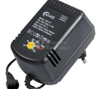 Cargador para Packs de Baterías de NI-CD y NI-MH de 1.2V a 12 Voltios