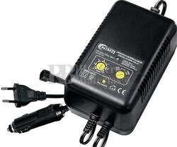 Cargador Descargador para Packs de Baterías de NI-CD y NI-MH de 2.4V a 12 Voltios