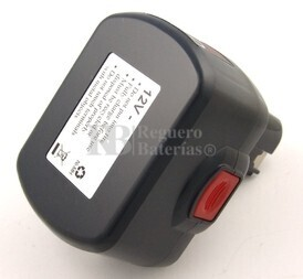 Bateria para Bosch 2607335375