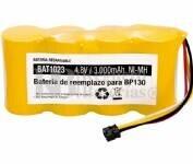 Batería para Scopemeter Fluke 124 BP130 4.8 Voltios 3.000 mah