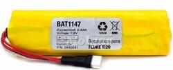 Packs de baterias recargables 7.2 Voltios 2.500 mAh NI-MH 28,0x100,0x28,0mm