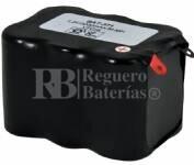 Packs de baterias recargables 7.2 Voltios 3.300 mAh NI-MH 68,0x45,0x43,0mm