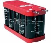Batería para Electromedicina 12 Voltios 7.000 mAh SAFT VTF