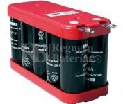 Bateria para Electromedicina 12 Voltios 7.000 mAh SAFT VTF