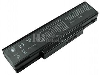 Bateria para ASUS F3Jr