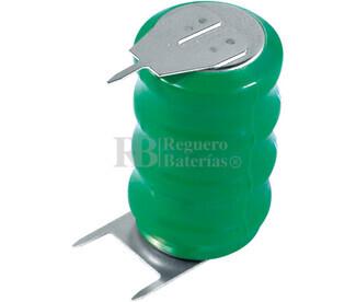Pack Batería Recargable 4,8 Voltios 80 Mah NI-MH