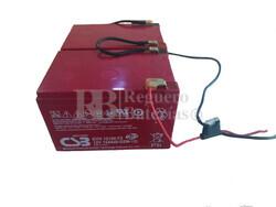Kit 24 Voltios 15 Amperios Vehículos Eléctricos con Conexiones
