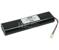 Pack de baterías recargable de LiFeP04 6,4 V 3.000 mAH