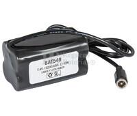 Pack de baterías recargables 7.4 Voltios 5.200 mAh para Luces de Bicicleta