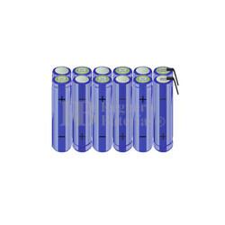 Packs de baterías AA 14.4 Voltios 2.000 mAh NI-MH RB90033709