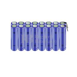 Packs de baterías AA 19.2 Voltios 2.000 mAh NI-MH RB90033716