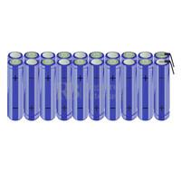 Packs de baterías AA 24 Voltios 2.000 mAh NI-MH RB90033711
