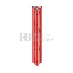 Packs de baterías AAA 10.8 Voltios 800 mAh NI-MH RB90033835