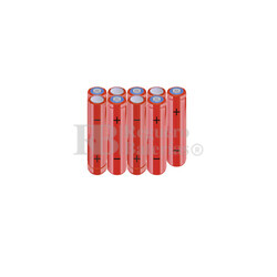 Packs de baterías AAA 10.8 Voltios 800 mAh NI-MH RB90033893