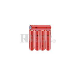 Packs de baterías AAA 6 Voltios 800 mAh NI-MH RB90033808