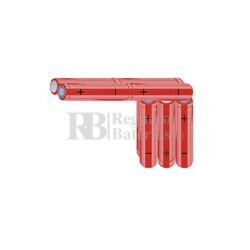 Packs de baterías AAA 12 Voltios 800 mAh NI-MH RB90033845