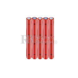 Packs de baterías AAA 12 Voltios 800 mAh NI-MH RB90033924