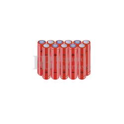 Packs de baterías AAA 13.2 Voltios 800 mAh NI-MH RB90033897
