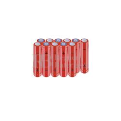 Packs de baterías AAA 13.2 Voltios 800 mAh NI-MH RB90033895