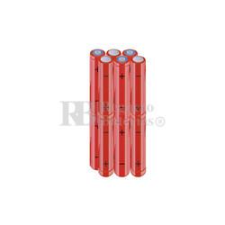 Packs de baterías AAA 14.4 Voltios 800 mAh NI-MH RB90033856