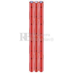 Packs de baterías AAA 14.4 Voltios 800 mAh NI-MH RB90033866