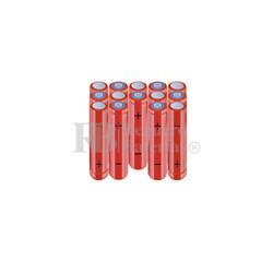 Packs de baterías AAA 16.8 Voltios 800 mAh NI-MH RB90033901
