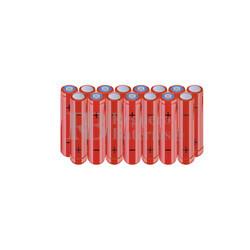 Packs de baterías AAA 18 Voltios 800 mAh NI-MH RB90033874