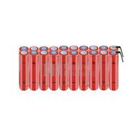 Packs de baterías AAA 24 Voltios 800 mAh NI-MH RB90033746