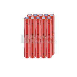 Packs de baterías AAA 24 Voltios 800 mAh NI-MH RB90033853