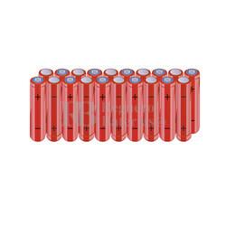 Packs de baterías AAA 24 Voltios 800 mAh NI-MH RB90033877