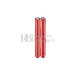 Packs de baterías AAA 4.8 Voltios 800 mAh NI-MH RB90033926