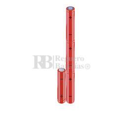 Packs de baterías AAA 4.8 Voltios 800 mAh NI-MH RB90033927