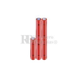 Packs de baterías AAA 6 Voltios 800 mAh NI-MH RB90033922
