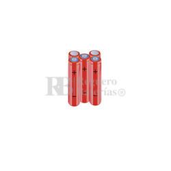 Packs de baterías AAA 6 Voltios 800 mAh NI-MH RB90033807
