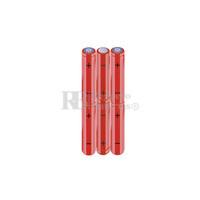 Packs de baterías AAA 7.2 Voltios 800 mAh NI-MH RB90033929