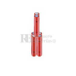 Packs de baterías AAA 7.2 Voltios 800 mAh NI-MH RB90033931