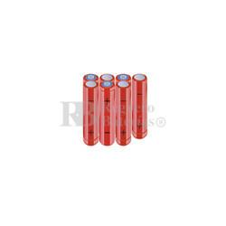 Packs de baterías AAA 8.4 Voltios 800 mAh NI-MH RB90033886