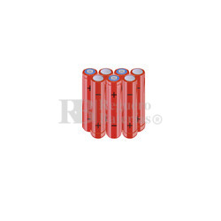 Packs de baterías AAA 8.4 Voltios 800 mAh NI-MH RB90033887